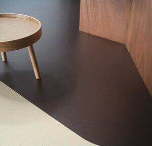 Marmoleum Cocoa 3581 dark chocolate 2,5 mm