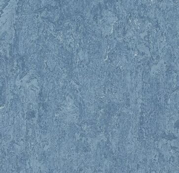 Marmoleum Real 3055 fresco blue 2 мм