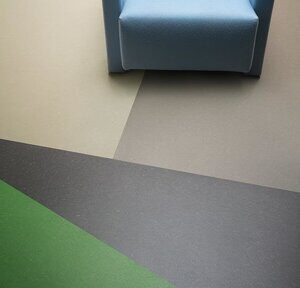 Marmoleum Piano 3607 grey dusk 2,5 mm